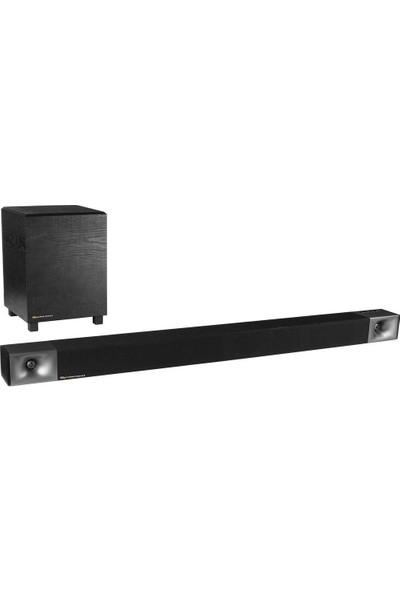 Klipsch Cinema 600 3.1 Soundbar + Wireless Subwoofer