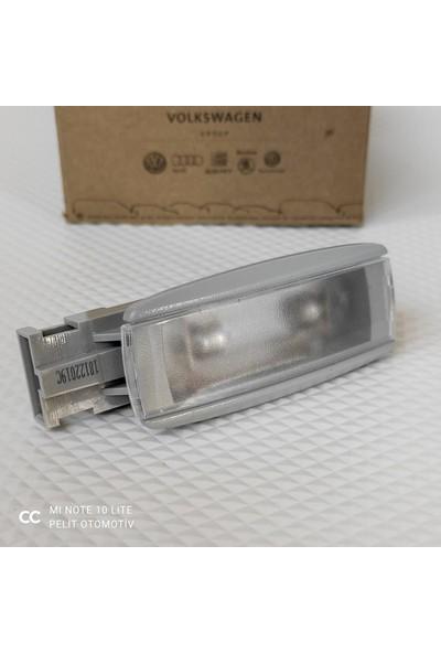 Volkswagen Makyaj Lambası Oem (Gri) 1K0947109