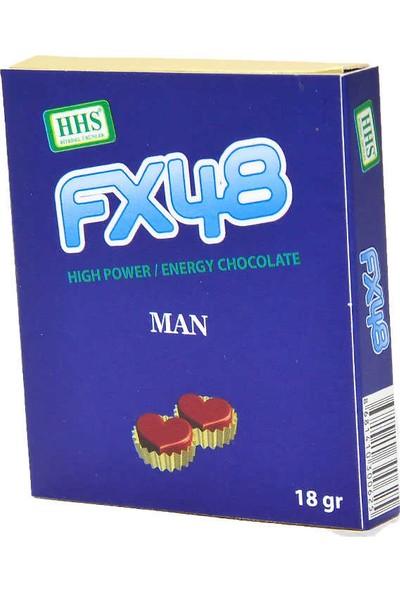 HHS FX48 Chocolate Man 18 gr