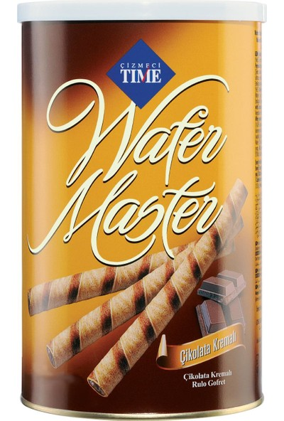Çizmeci Time Wafer Master 400 gr Çikolatalı
