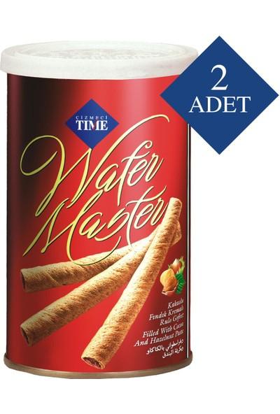 Çizmeci Time Wafer Master 250 gr Fındıklı 2 'li Paket