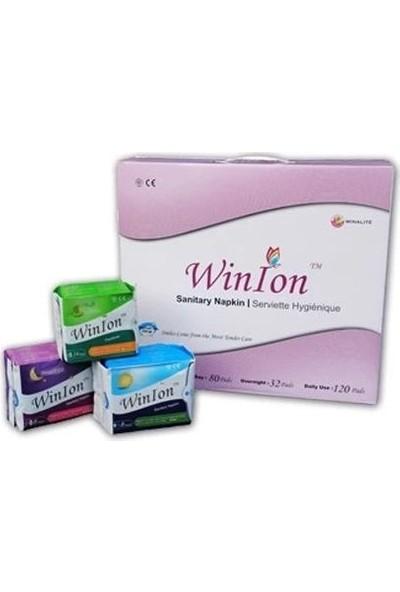 Winion Winalite Winion Negatif Iyonlu Ped - Karma Set