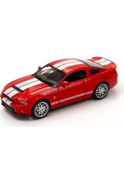 Vardem Çekbırak Işıklı Sesli Ford Shelby - Kırmızı