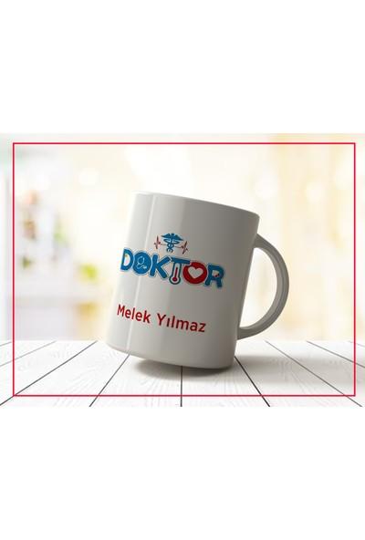 Sancak Kupa Kişiye Özel Isimli Doktor Kupa Bardak-03