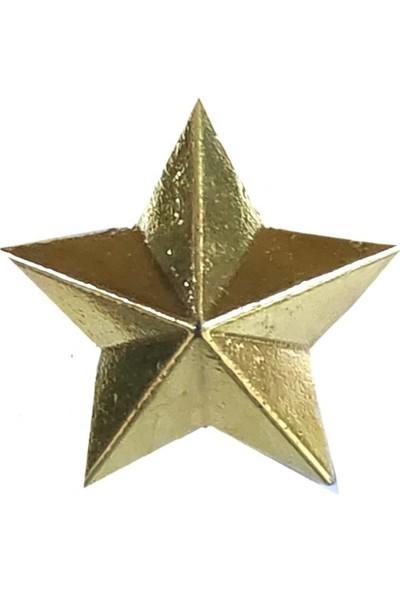 Seyhan Subay Harici Üniforma Apolet Yıldızı Ikili Takım