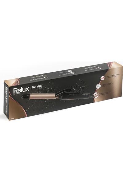 Relux RC9525 Keratincare 25 mm Keratin Korumalı Saç Maşası