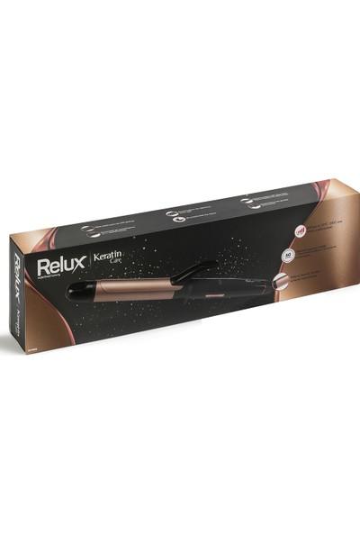Relux RC9532 Keratincare 32 mm Keratin Korumalı Saç Maşası