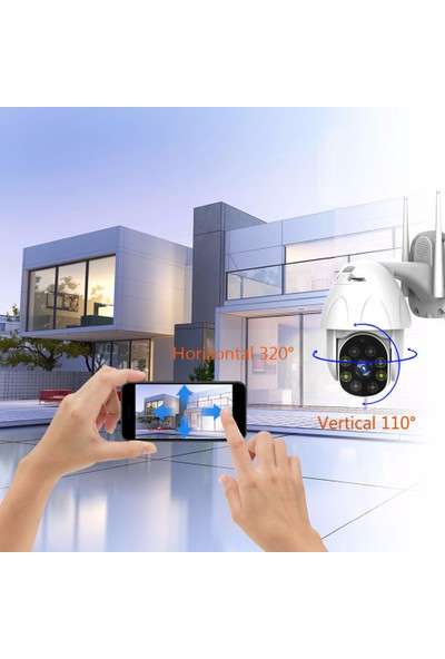 Osmart OS-200M 1080P Kamera