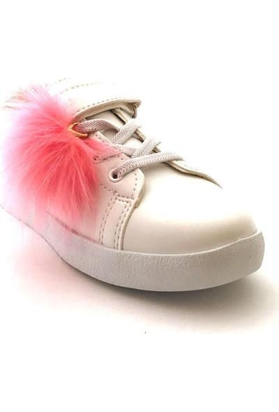 Cool 2019-S11 Beyaz Kız Spor Ayakkabı