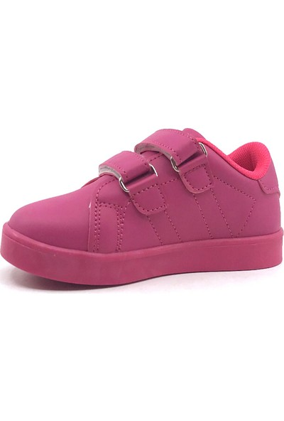 Cool 19-K23 Patik Fuşya Kız Çocuk Spor Ayakkabısı