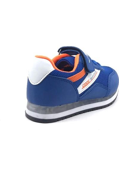 Cool 20-S13 Patik Saks-Oranj Erkek Çocuk Yazlık Spor Ayakkabı