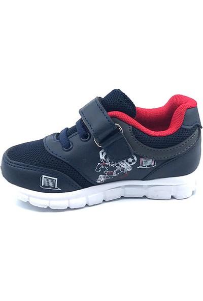 Cool Laci-Kırmızı Erkek Bebe Spor Ayakkabısı
