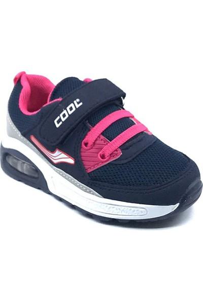 Cool Patik Laci-Fuşya Kız Çocuk Spor Ayakkabısı