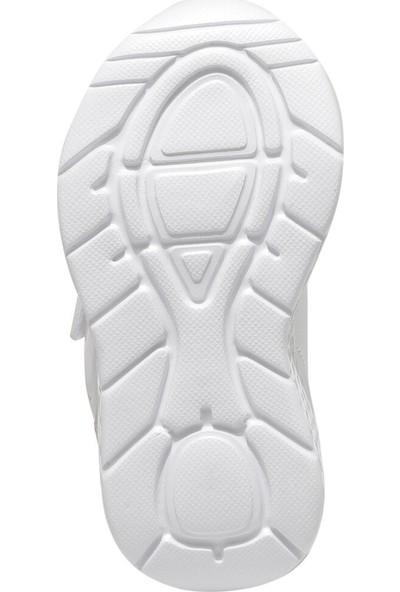 Kinetix 100533994 Marned Beyaz Kırmızı Erkek Çocuk Spor Ayakkabı