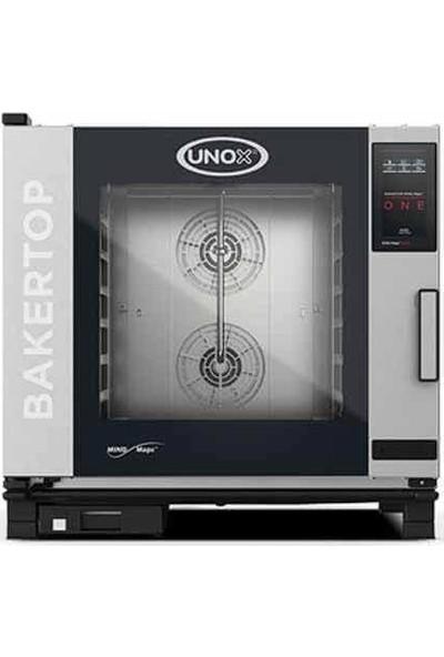 Unox Bakertop One Kombi Fırın (6-40X60 Tepsi Kapasiteli) - Elektrikli - XEBC-06EU-E1R