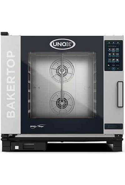 Unox Bakertop Plus Kombi Fırın (6-40X60 Tepsi Kapasiteli) - Elektrikli - XEBC-06EU-EPR
