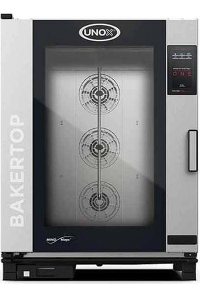 Unox Bakertop One Kombi Fırın (16-40X60 Tepsi Kapasiteli) - Elektrikli - XEBC-10EU-E1R