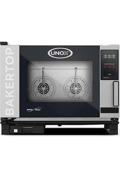 Unox Bakertop One Kombi Fırın (4-40X60 Tepsi Kapasiteli) - Elektrikli - XEBC-04EU-E1R