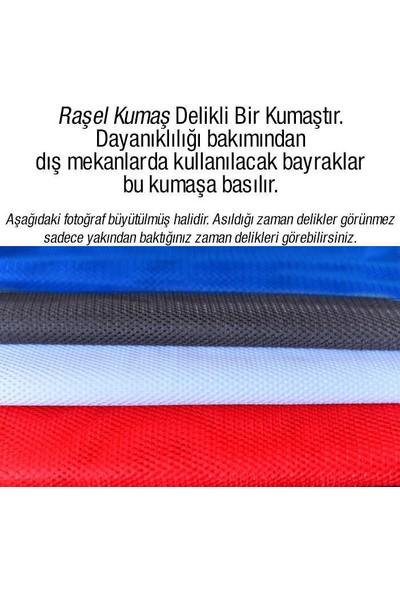 Asilmeydan Karahanlı Devleti Bayrağı 17 Eski Türk Devleti Bayrağı 100 x 150 cm