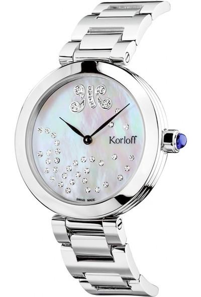 Korloff Cdkw Kadın Kol Saati