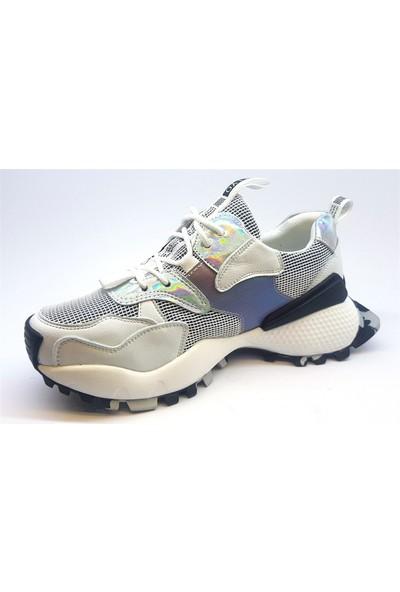 20Y300 Guja Günlük Kadın Ayakkabı-Beyaz