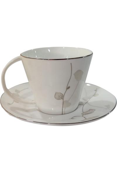 Roy King Porselen Çay Kahve Fincan Seti 16 Parça
