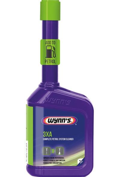 Wynn's 3xa Complete Petrol System Cleaner - 3 Etklili Benzin Sistem Yakıt Katığı / Katkısı