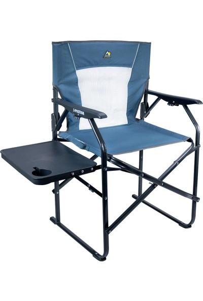 Gci 3 Kademeli Katlanır Kamp Sandalyesi ( Rejisör Koltuk )