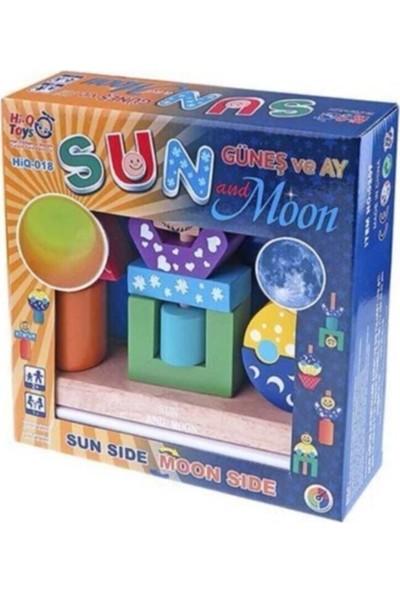 Hi-Q Toys Sun And Moon