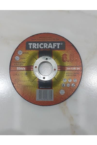Tricraft 115X6,0 mm Metal Taşlama Taşı