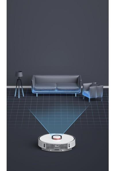 Roidmi Eve Vacuum Mop Akıllı Robot Süpürge (Roidmi Türkiye Garantili)