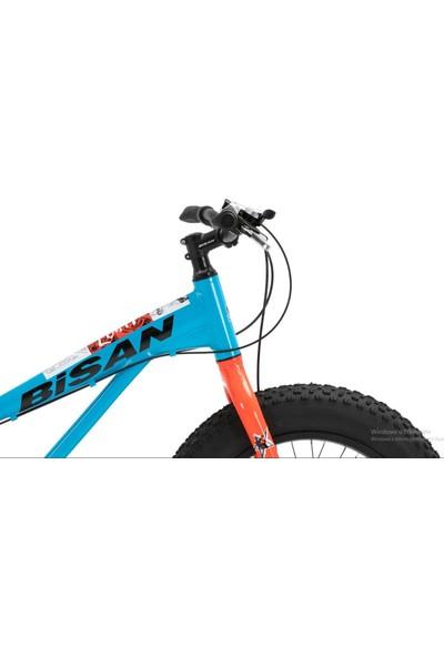Bisan Limit 20 Jant Çocuk Bisikleti 2020 Çocuk Fat Bike Bisiklet