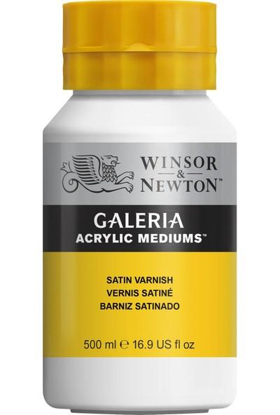 Winsor & Newton Galeria Akrilik Saten Vernik 500 ml