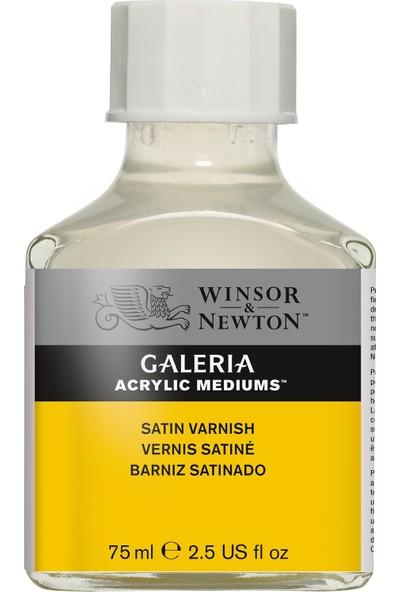 Winsor & Newton Galeria Akrilik Saten Vernik 75 ml