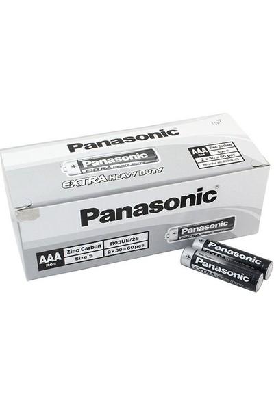 Panasonıc Manganez Ince Kalem Pil 30X2 60 Adet