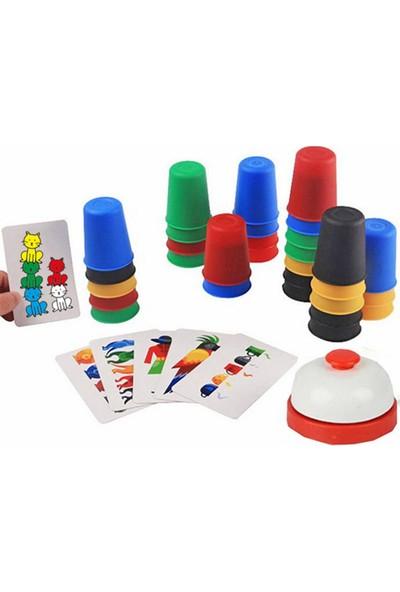 Mor Toys Bardaklar Oyunu