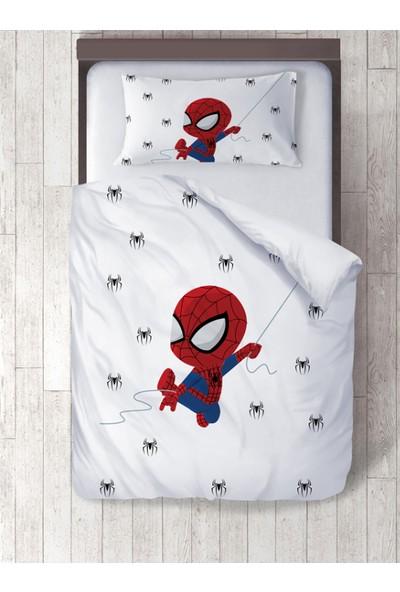 Adenka Spiderman Dijital Baskılı Nevresim Takımı