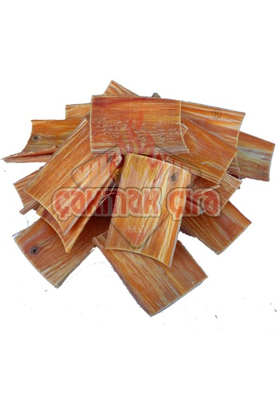 Çakmak Çıra - Yaprak 40'lı Paket - Mangal, Soba, Şömine, Barbekü Tutuşturucu