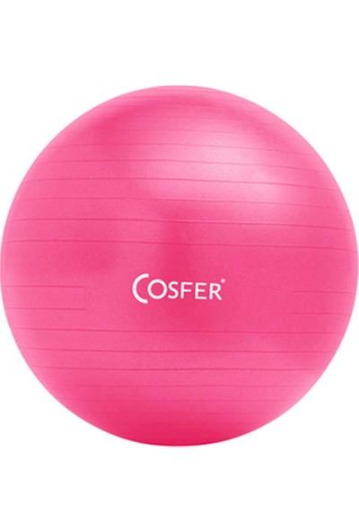 Cosfer Pilates Topu 65CM +Pompa