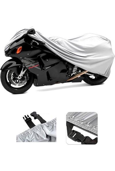 Autozel Harley-Davidson Sportster 72 Motor Brandası Motosiklet Branda- Tokalı