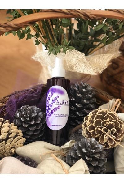 Alya Naturalavender Organik Lavender Water(Yağı Alınmamış Saf Lavanta Suyu)
