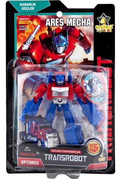 Erdem Oyuncak Erdem Transrobot Optimus Kırmızı - ER69615