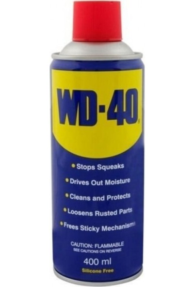 Henkel Wd-40 Çok Amaçlı Pas Sökücü 400 ml