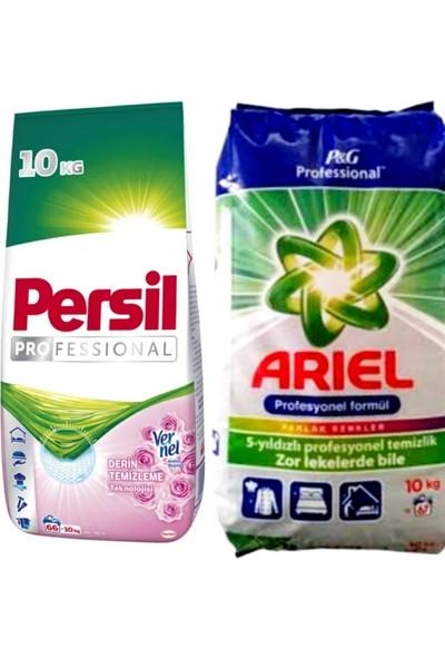 Persil Gülün Büyüsü 10KG+ARIEL Parlak RENKLER10 kg