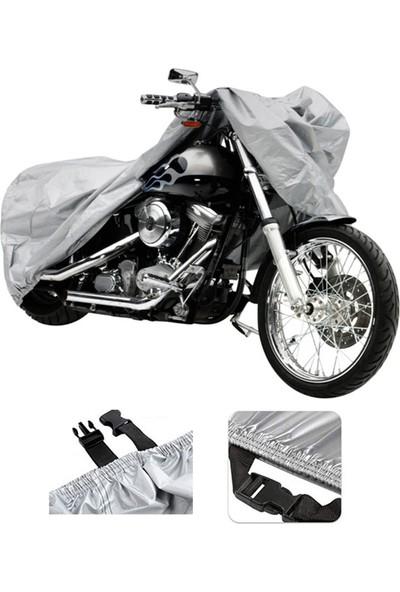 Autozel Falcon Crown 150 Motor Brandası Motosiklet Branda- Tokalı