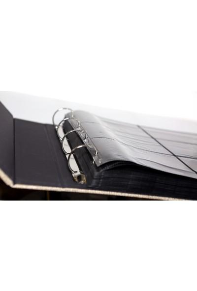 Prs 10X15 cm 600'LÜK Koton Desenli Fotoğraf Albümü 16WPP46600