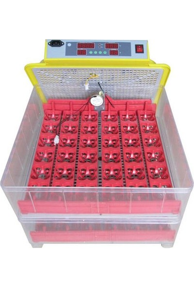 Efe Kuluçka Makineleri Efe 72 Multifonsiyonel Kuluçka Makinesi