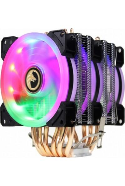 Gametech Freezer Hd3.0 Amd/ıntel Raınbow Işlemci Fanı