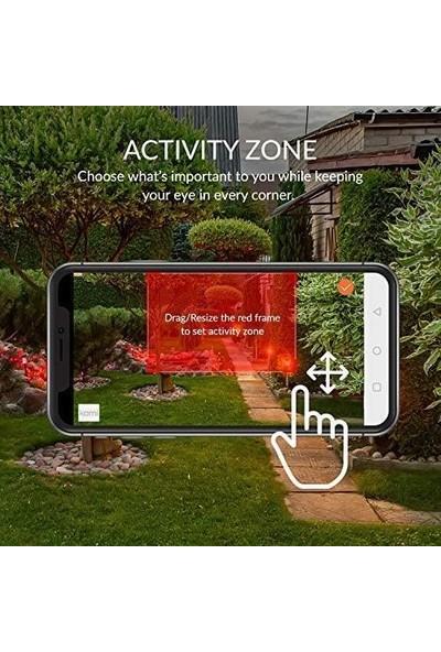 Kami Akıllı Dış Güvenlik Kamerası