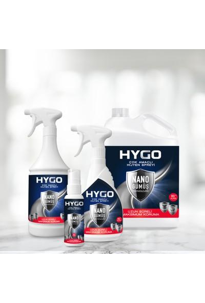 Hygo Nano Gümüş Hijyen Spreyi 500 ml